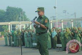 Penjabat Wali Kota Banjarbaru Lantik 60 Pejabat