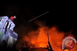 Terjadi 65 Kebakaran Di Bogor Selama 2015