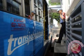 Bekasi Libatkan Bus Transjakarta Untuk Kegiatan Mudik