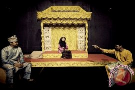 Taman budaya Jambi ikut meriahkan  TKTB se-Indonesia