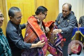 Wali Kota Tebingtinggi Terima Kunjungan Bupati Blitar