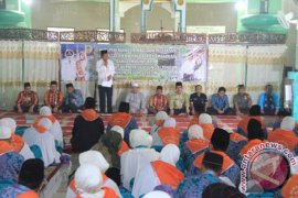 Transportasi Haji HST - Embarkasi Ditanggung Pemerintah