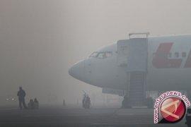 Kabut Asap Batalkan 19 Penerbangan di Pekanbaru
