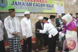 Tiga Kloter Haji Kalsel Sudah Di Mekkah