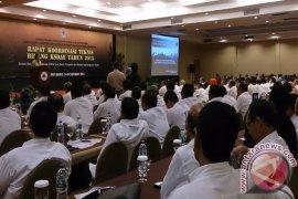 Menteri Siti Hadiri Rakonis Bidang KSDAE 2015