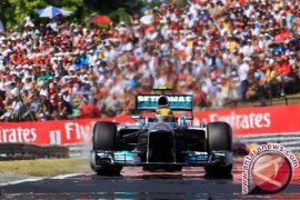 Raikonen puncaki daftar catatan waktu latihan GP Bahrain