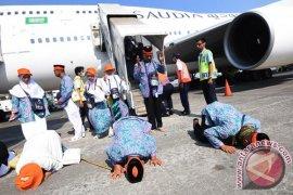 Kloter Pertama Debarkasi Surabaya