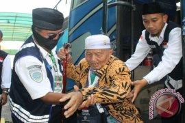 Kepulangan Haji Kloter Pertama