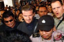 Media Italia Tertawakan Kealpaan David Beckham