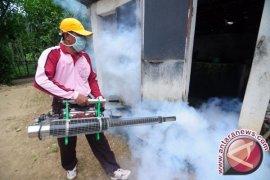 """Dinkes Aceh Selatan Gencarkan """"Fogging"""" Cegah DBD"""