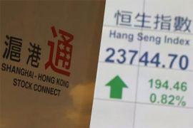 Saham Hong Kong ditutup melambung, ditopang kenaikan saham teknologi