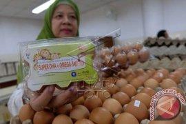 Telur Omega 3 IPB Tembus Pasar Jabodetabek