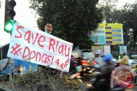 Kammi Bogor Galang Dana Korban Kabut Asap