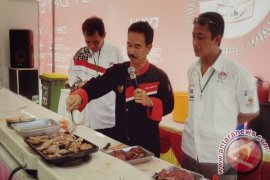 """Chef Dedie Soekartin Perkenalkan Masakan """"Aging"""" NDF"""