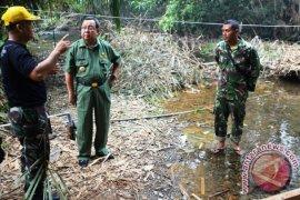 TNI Bangun Berbagai Infrastruktur Daerah Di Balangan