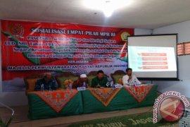 MPR RI Sosialisasi Empat Pilar di Pamekasan