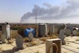 Pasukan Keamanan Irak Usir ISIS dari Kilang Minyak Utama