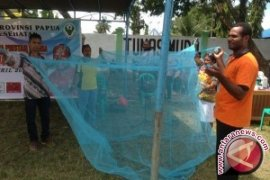 Mukomuko Dibantu 27.000 Kelambu Anti Malaria