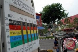 ISPU di Jambi kembali di level berbahaya