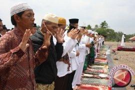 Muslim Pamekasan Gelar Shalat Istisqa