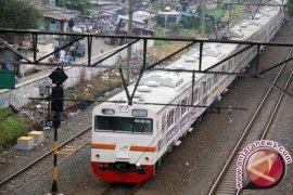 Perjalanan Kereta Stasiun Bogor Kembali Dibuka