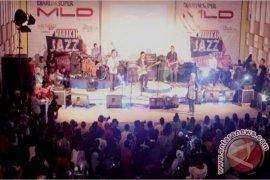 Musik Tradisional Ramaikan Festival Mahakam 2015