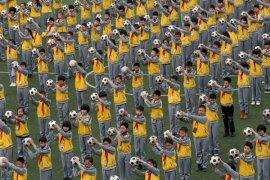 Di China, sebagian sekolah mulai buka lagi