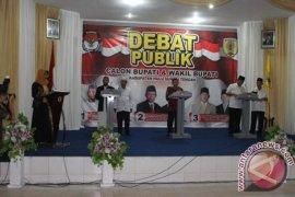 KPU Gelar Debat Pilkada Tahap Pertama
