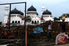 Renovasi Masjid Raya Baiturrahman
