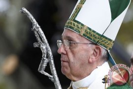 Paus Fransiskus Kecam Serangan Kabul