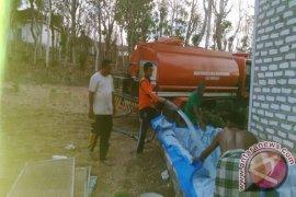 BPBD Pamekasan Tetap Distribusikan Bantuan Air Bersih
