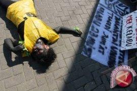 Kecelakaan sepeda motor vs truk di Medan, satu orang meninggal dunia