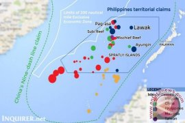 Telaah -- Konflik Laut Tiongkok Selatan, Tribunal UNCLOS miliki jurisdiksi