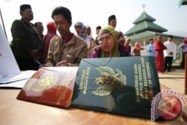 Menikah Massal Gratis 50 Pasang Pengantin Di Palembang