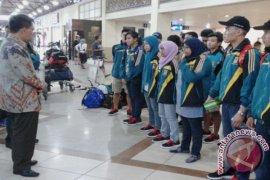 Kontingen BAPOMI Jatim Berangkat ke Aceh