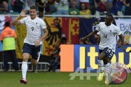 Prancis menang 2-0 atas Jerman