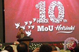 Wapres: Damai Aceh Adalah Pelajaran