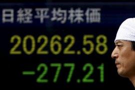 Di tengah harapan baru kesepakatan stimulus AS, saham Tokyo dibuka naik