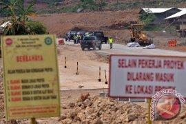 Warga Bengkulu pasrah harga pembebasan lahan tol Rp22 ribu per meter