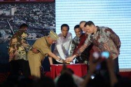 Presiden akan Cek Kembali Megaproyek di Buluminung