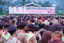 Plt Gubsu : Lanjutkan Revitalisasi Gerakan Pramuka