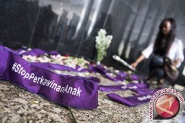 Kabupaten Sukabumi deklarasi 'stop perkawinan anak'