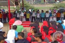 Pemkot Kediri Jadikan Bantaran Kali Brantas Area Publik