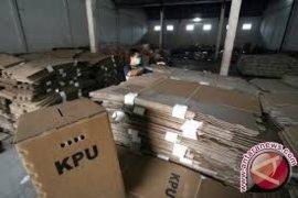 Kpu pastikan distribusi logistik pilkada sesuai jadwal