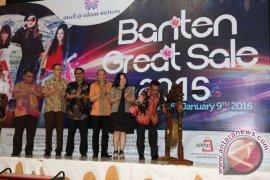 Gubernur Buka 'Banten Great Sale 2015'