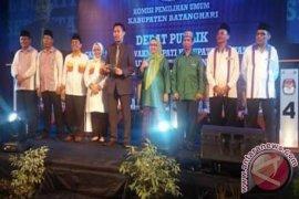 KPU Batanghari sukses gelar debat publik pilkada