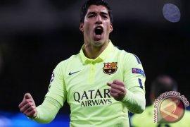 Luis Suarez doakan Mohamed Salah bugar