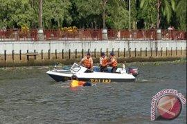 Satpolair Gelar Simulasi Gabungan Selamatkan Orang Tenggelam