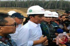 Presiden Akan Tinjau Pembangunan LRT Palembang