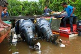 Kecelakaan Speedboat